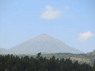 View of Karisimbi
